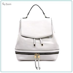 Handbags - NEW Fashion Zip 2 way Backpack & Satchel